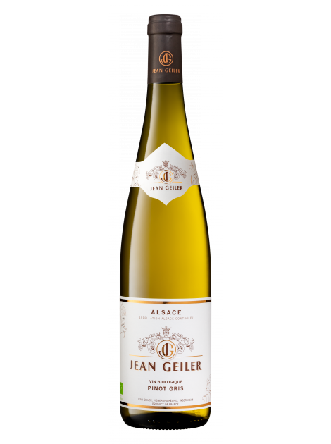 Pinot Gris Alsace Biologioque