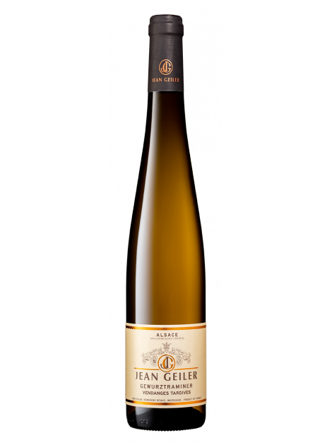 Gewurztraminer Alsace Vendanges Tardives