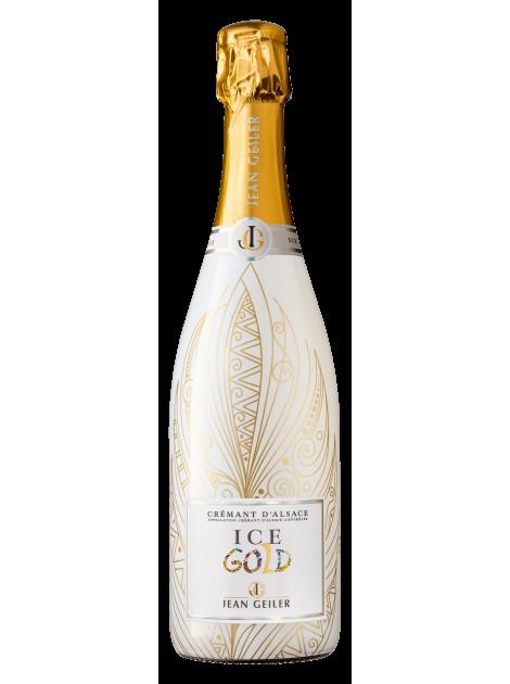 Crémant d'Alsace ICE Gold Demi-Sec