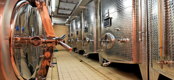 Vinification and complete tracking