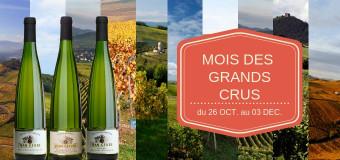 Mois des Grands Crus d'Alsace